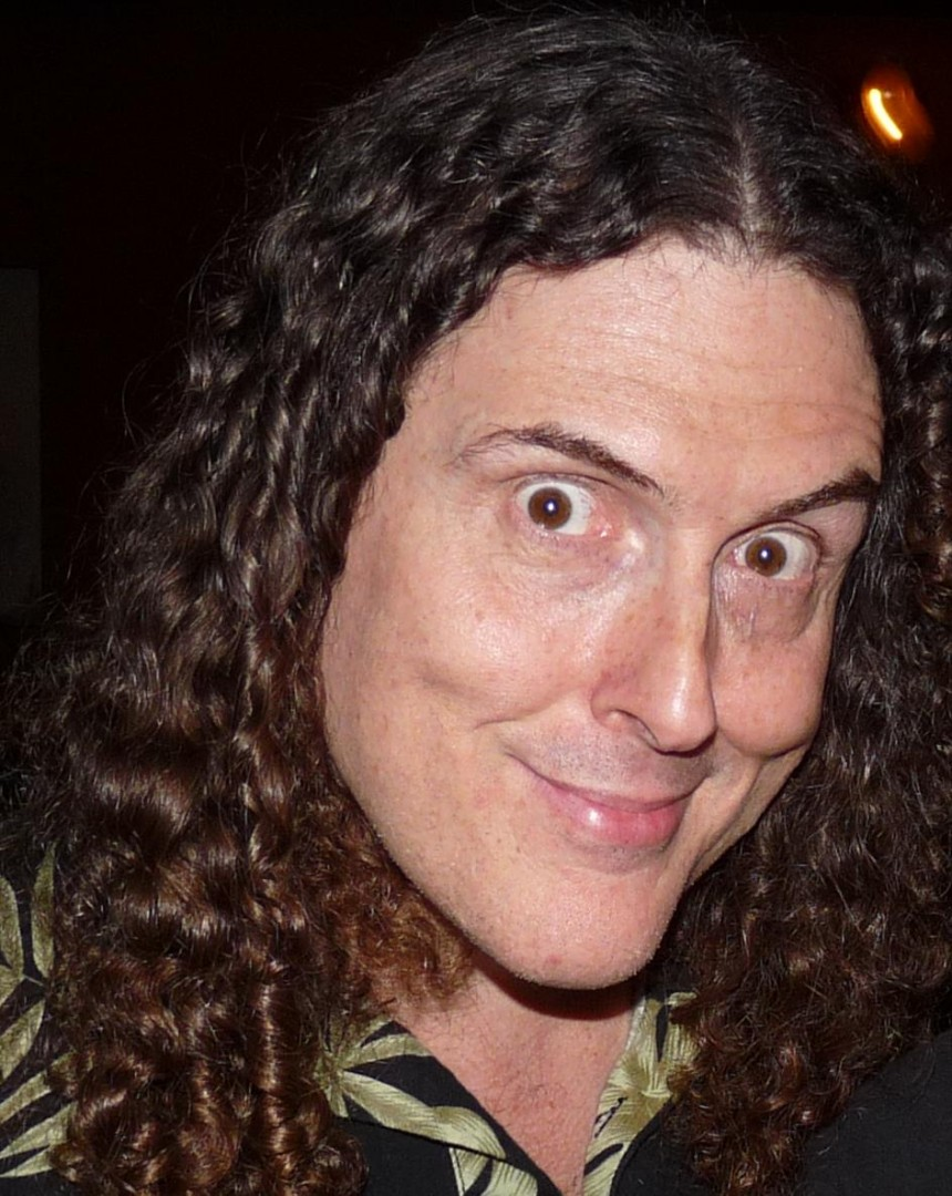 """Weird Al"" Yankovic. Wikimedia Commons"