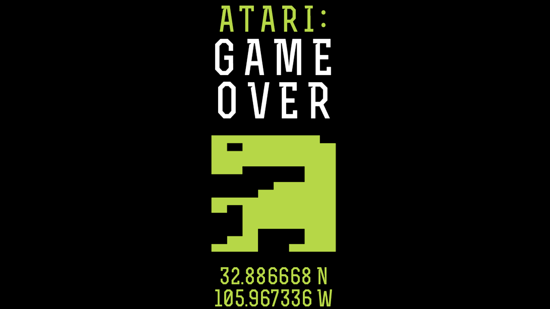 Atari: Game Over documentary available on Xbox Video